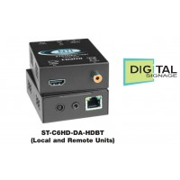 HDMI HDBase-T Extender with IR and Optional RS232/Ethernet