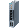 SCALANCE M876-4 4G router; fxor the wireless IP communication from Ethernet-based Programmable controllers via LTE (4G) mobile radio optimized for use in Europe