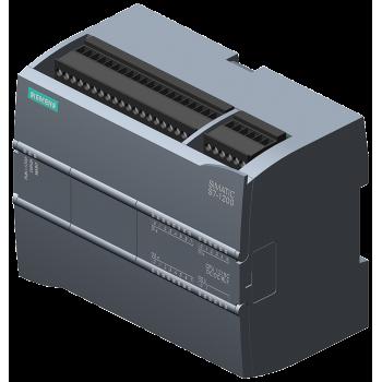 SIMATIC S7-1200, CPU 1215C, compact CPU, DC/DC/relay